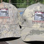 Troutaholic Camo Hats
